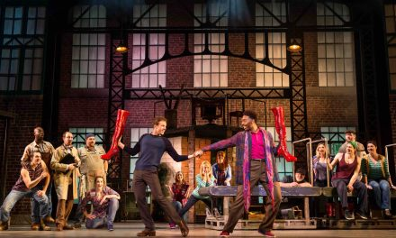 If you are gonna catch just one musical this year – go for KINKY BOOTS