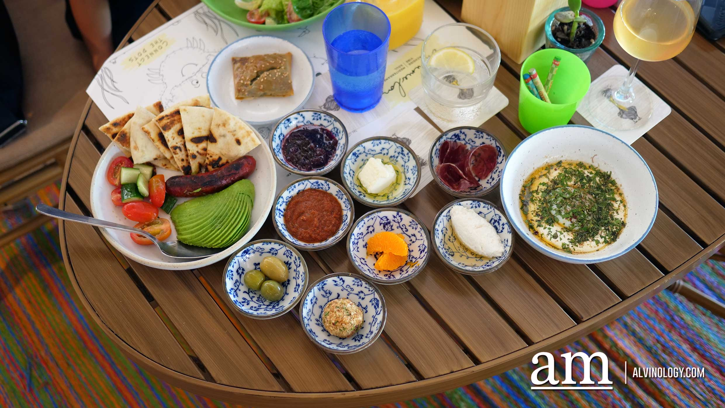 Real Turkish Breakfast (S$35)