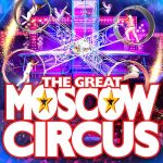 The Great Moscow Circus is here in Singapore and it's all human performers