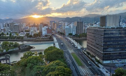 Going to Hiroshima? Take a direct SilkAir flight and get there in less than 7h