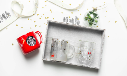 5 Ways to Sleigh the Christmas Game with #StarbucksEdition