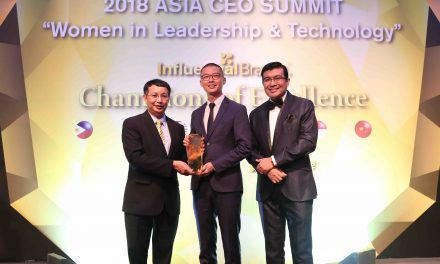 Huawei Singapore Clinches Second Consecutive Top Brand Award