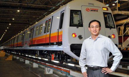 Former SMRT CEO Desmond Kuek sets up company to give leadership training
