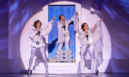 Here we go again – MAMMA MIA! is back in Singapore and we're lovin' it