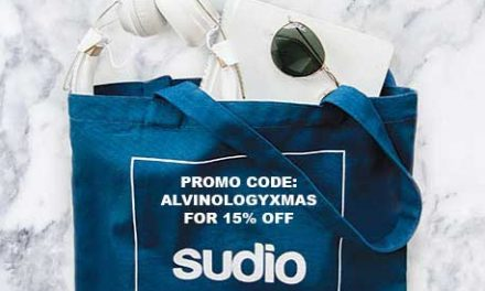 [GIVEAWAY + 15% OFF PROMO CODE INSIDE] Twelve Days of Christmas (and a Happy New Year) with Sudio