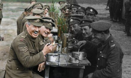 [Movie Review] Peter Jackson's They Shall Not Grow Old