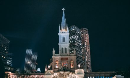 4 Ways To Enjoy A Holly Jolly Christmas at Capitol Singapore and CHIJMES