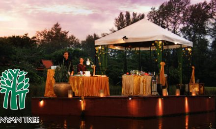 Check out Banyan Tree's collection of luxurious dining options all over Southeast Asia