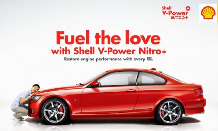"Don't miss the ""Shell V-Power Weekend"" promo on 21-23 and 28-30 December"