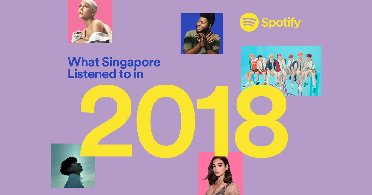 Jay Chou is Singapore's Most Streamed Artist this year on Spotify