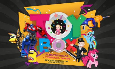 Kingsmen and Hasbro's TOYBOX to bring your favourite childhood toys this February 2019