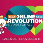Lazada's 11.11 and 12.12 shopping extravaganzas smash records with 1.3 billion visits