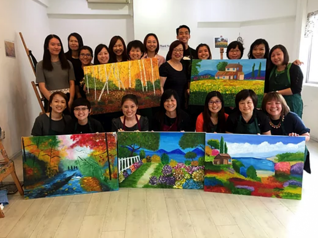 14 Art Jamming Studios in Singapore with Friendly Pricings - Alvinology