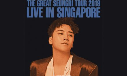 The Great Seungri Tour 2019 Live in Singapore in February 2019 [Buy Tickets Here]