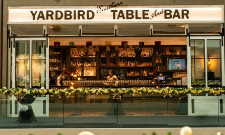 Bird Southern Table & Bar rebrands to Yardbird Singapore and lands at Marina Bay Sands