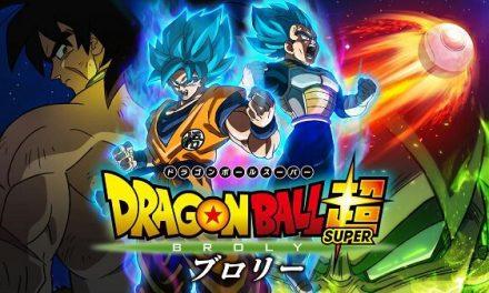Dragon Ball Super: Broly (ドラゴンボール超 ブロリ)