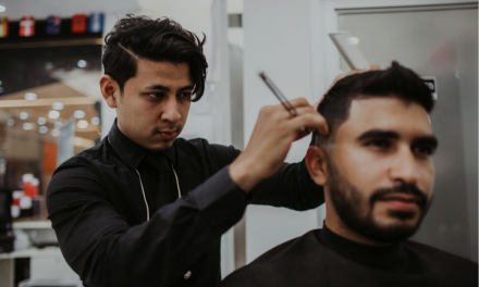 5 Reasons Why You Should Go To A Barber Shop
