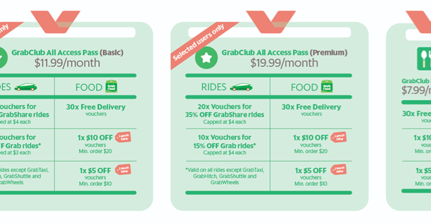 Take Advantage of 40% Savings on Grab's Services with this Newest Feature
