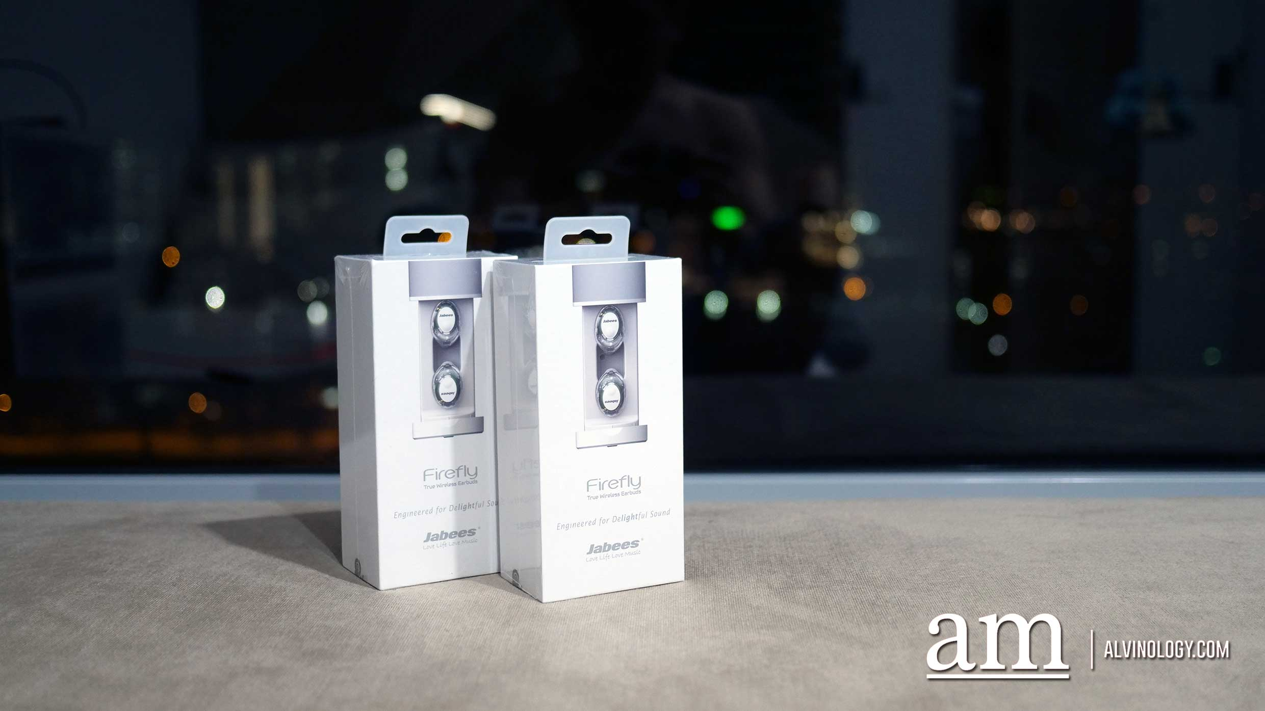 Firefly by Jabees - Glowing Wireless Earphones to Bling Your Workouts - Alvinology