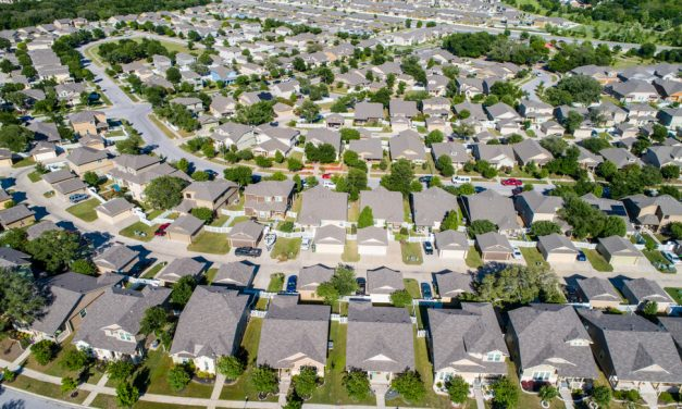 Everything's Bigger in Texas: The Housing Market
