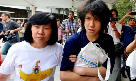 Amos Yee's mother, Mary Toh – Loving mom or enabler for bad behaviours?