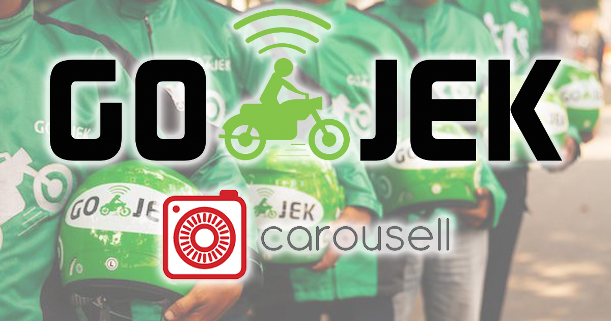 Carousell gives new GOJEK riders up to $13 in vouchers - Alvinology