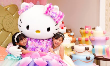 Hello Kitty 45th Anniversary: Special anniversary activities awaits you in Hello Kitty Land Tokyo