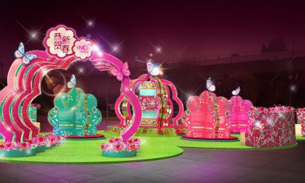 Here are the exciting activities that awaits you this Lunar New Year at VivoCity