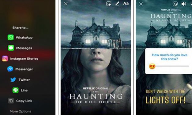 Netflix Members can now share what they're watching on Instagram Stories; iPhone users only for now