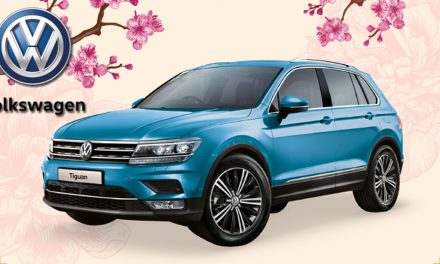 Own a Volkswagen Tiguan for only $30 spent at Frasers Property