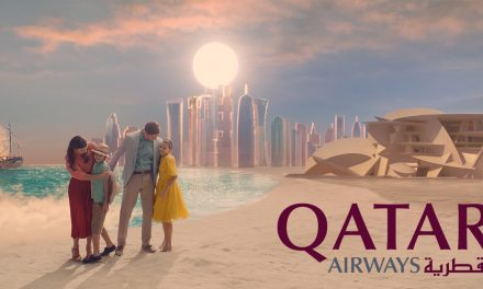 "Experience ""A World Like Never Before"" cinematic when flying with Qatar Airways"
