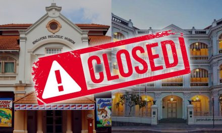 Singapore Philatelic Museum and Peranakan Museum will be closed this year for redevelopment