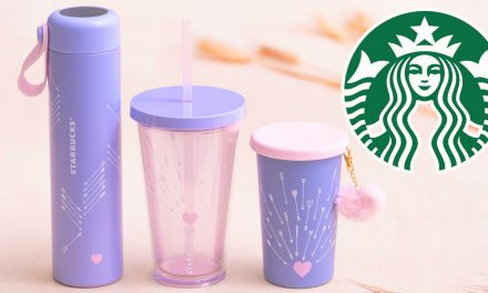 These sweet Starbucks tumblers are better than chocolates for Valentine's Day