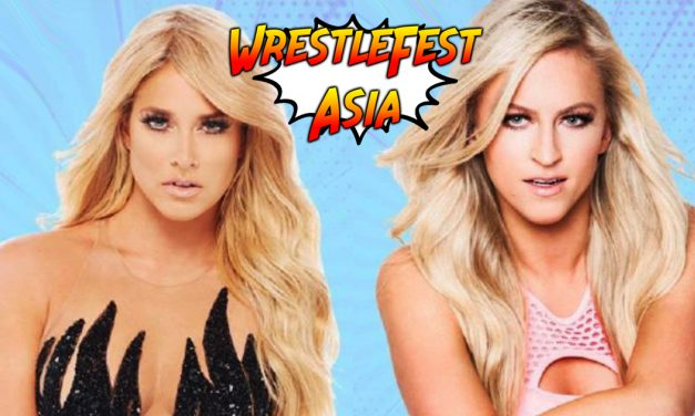 WrestleFest Asia is coming to Singapore with special guests, former WWE Superstars