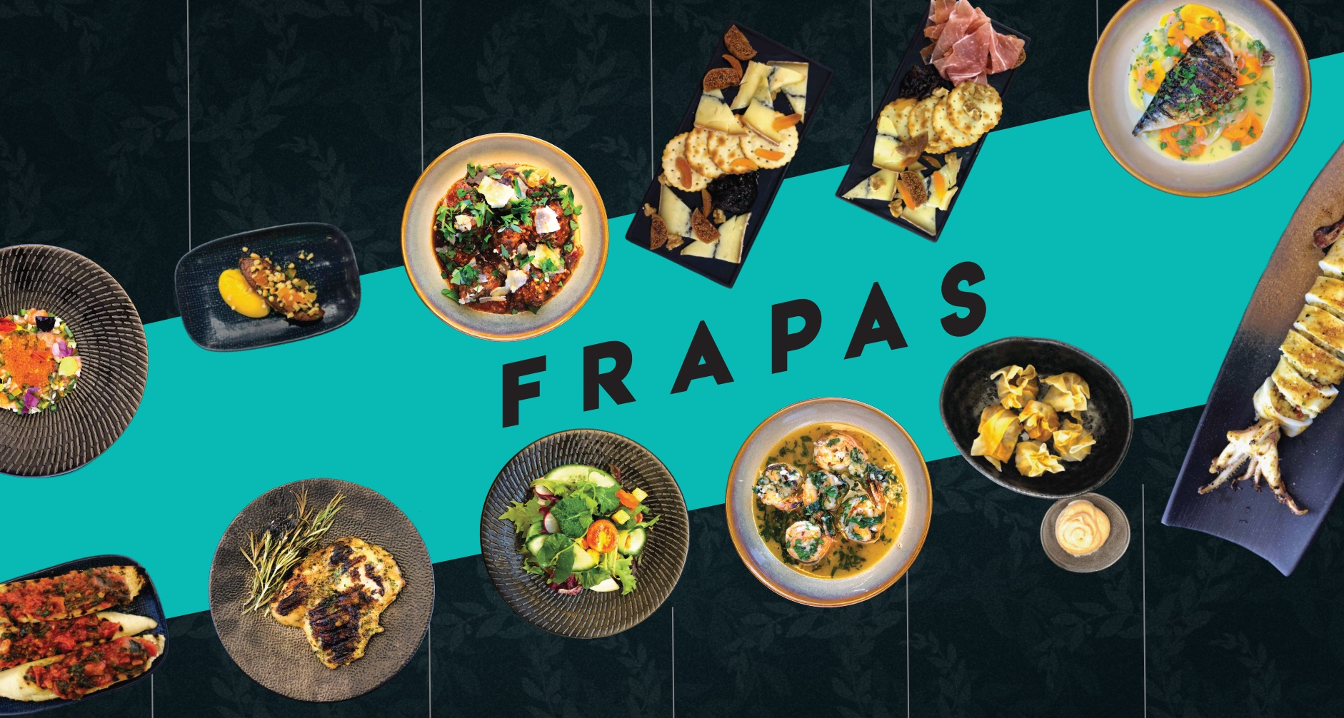 Saveur at The Cathay is now FrapasBar - offering French cuisine still, but tapas style and with a bar - Alvinology