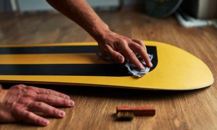 Snowboard Waxing Basics