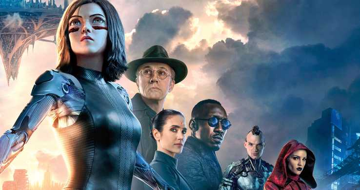 [Movie Review] Alita: Battle Angel (2019) - Alvinology