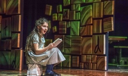 Matilda The Musical debuts in Singapore from 21 Feb