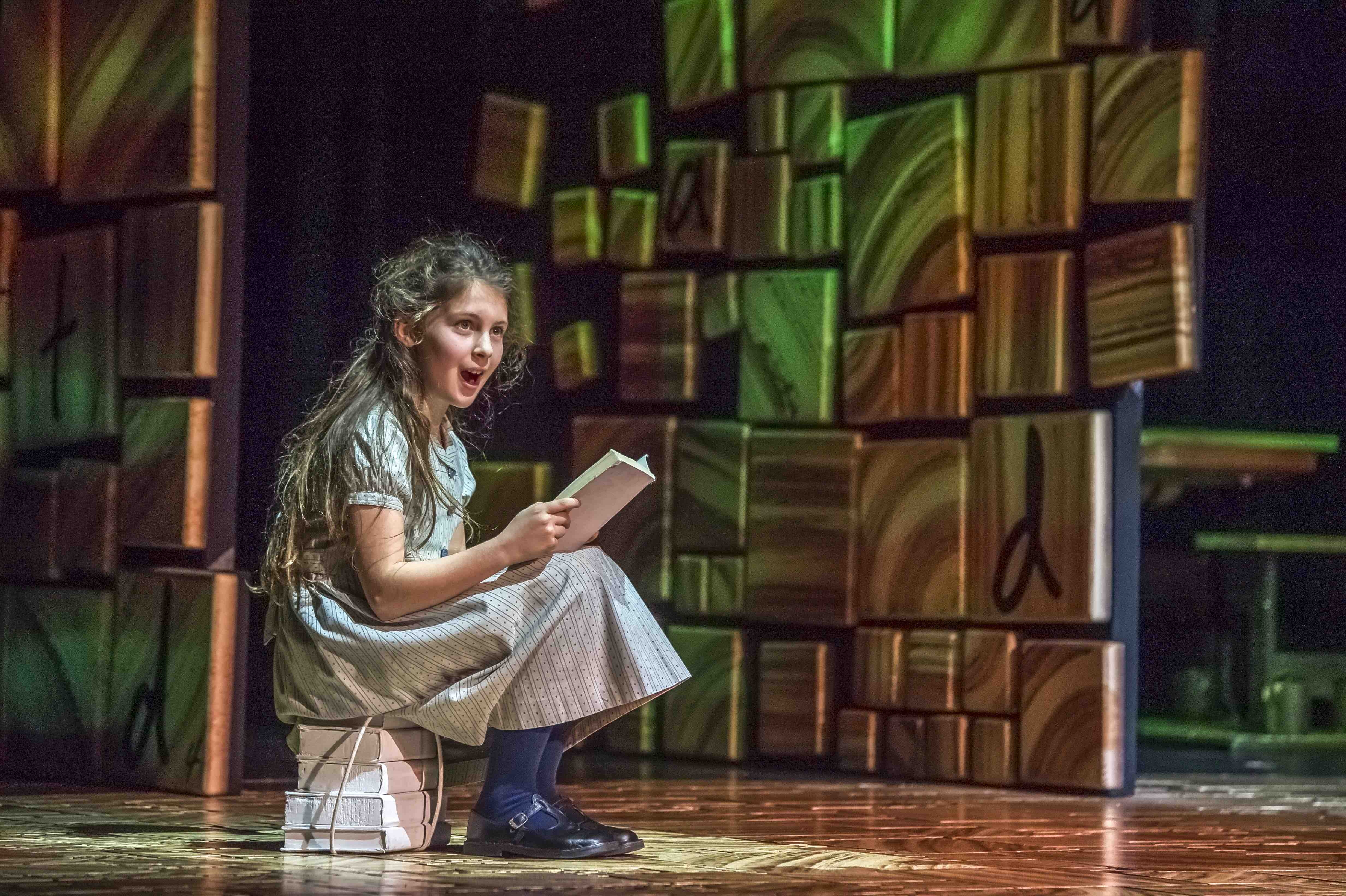 Matilda The Musical debuts in Singapore from 21 Feb - Alvinology