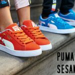Check out the PUMA x Sesame Street 50 collection available for only $25 to $119