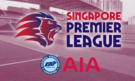 FAS announces AIA Singapore as Singapore Premier League's (SPL) new title sponsor