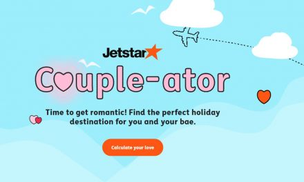 Win 2-night accommodation with return flights for two with Jetstar's Couple-ator