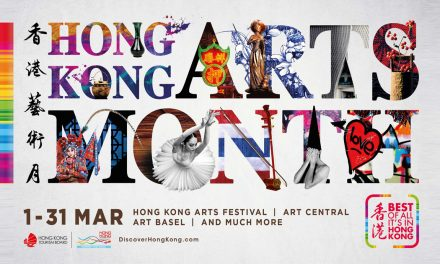 Hong Kong Arts Month: Visit this March and witness the city's diverse art happenings
