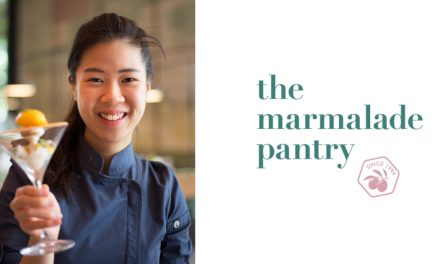 Have a taste of MasterChef Singapore Runner-up Gen Lee's touch of sweet culinary at The Marmalade Pantry ION Orchard