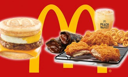 Here comes McDonald's all-new Crispy Chicken and returning breakfast favourite, McGriddles