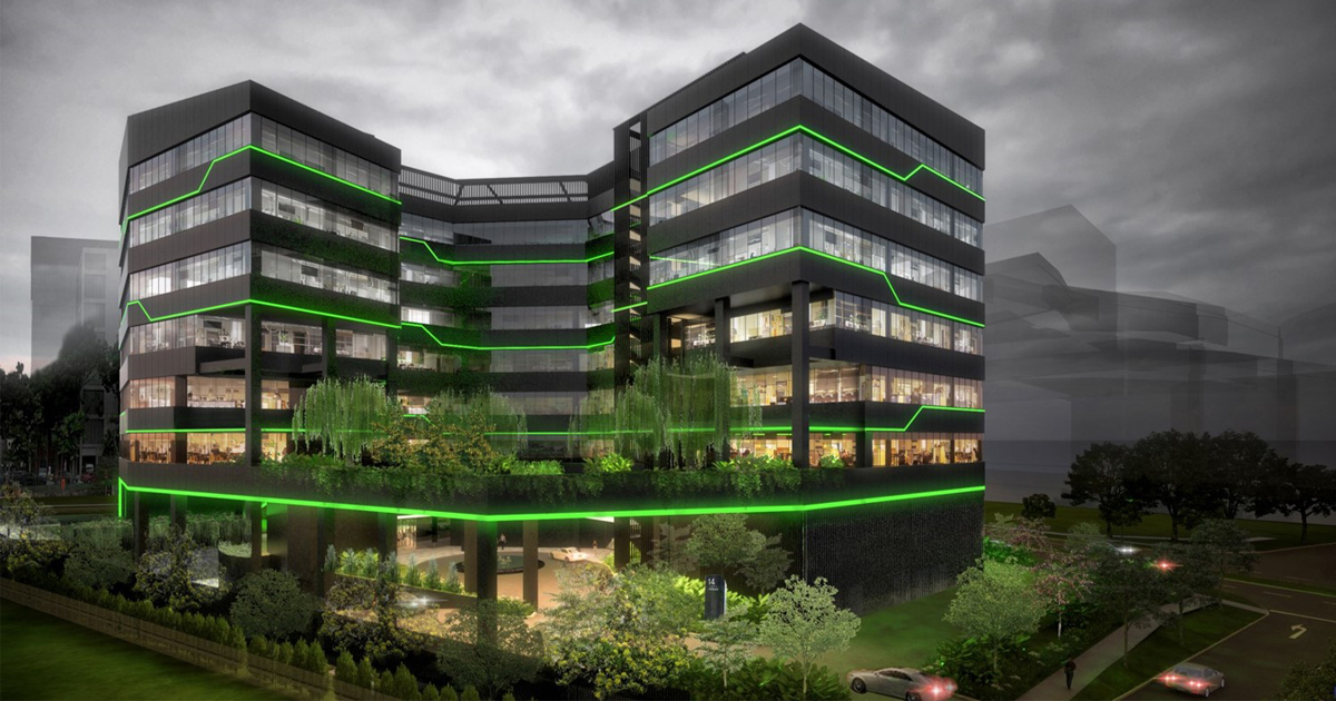 Razer celebrates groundbreaking of a new landmark building – its Southeast Asia HQ in Singapore - Alvinology