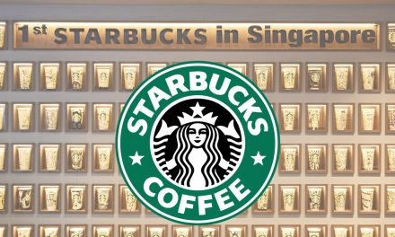 Singapore's first-ever Starbucks at Liat Towers reopens, boasting heritage with a new design