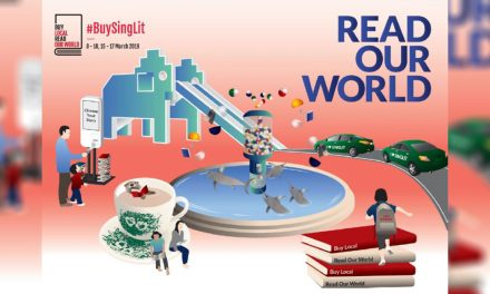 #BuySingLit goes bigger this 2019 in promoting Singapore Literature happening on 8 to 17 March