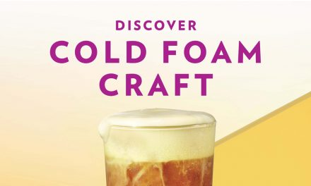 Starbucks Alert: These new coal foam crafts are addictive