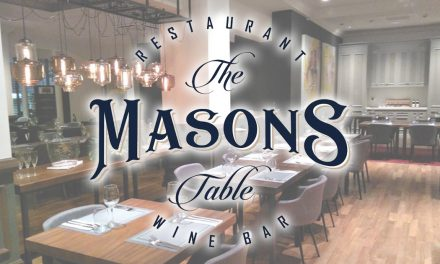 The Masons Table opens its first doors in Singapore